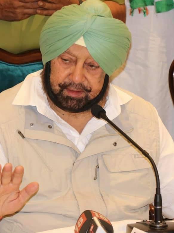 Capt expresses shock at Union Agriculture Minister's 'atrocious lies' against Punjab govt, Cong