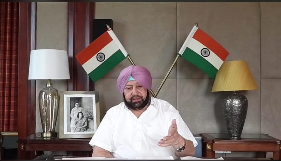 Punjab CM blames centre for failing to resolve Punjab's power crisis due to arrogant & callous attitude to farmers