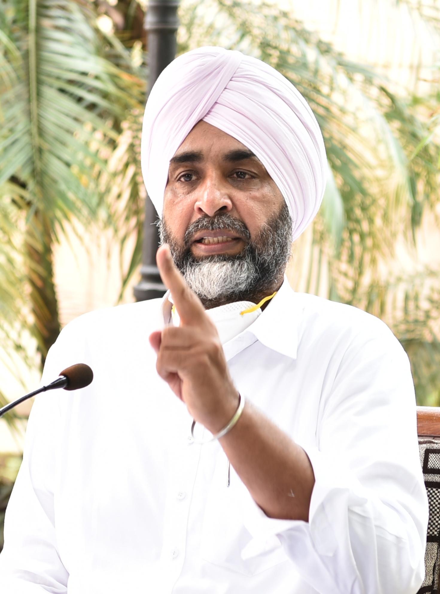 Punjab govt to continue fight against anti-farmer agril bills till last breath:FM