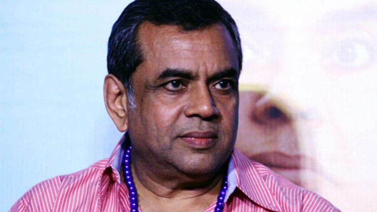 Actor Paresh Rawal appointed head of National School of Drama