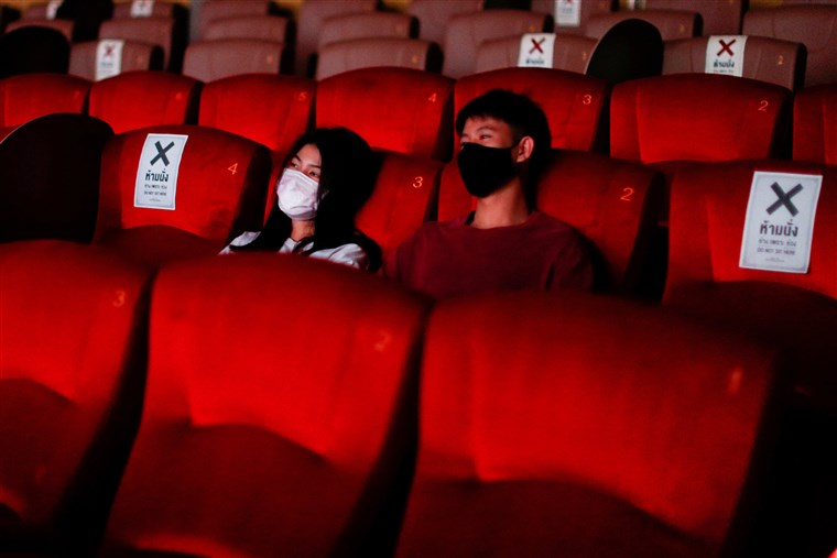 New guidelines issued; cinemas, theatres, multiplexes permitted to open with up to 50% capacity