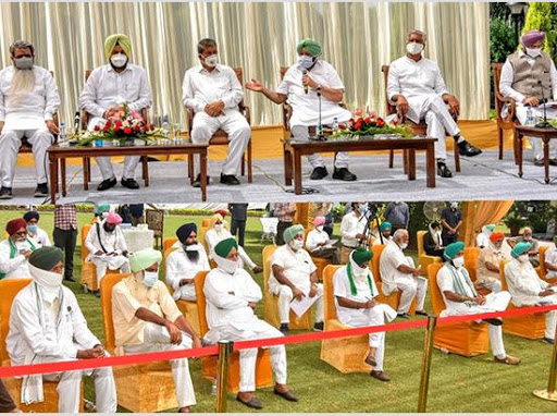 Ultimatums not the way: Captain Amarinder responses to Kisan Union' deadline for special session