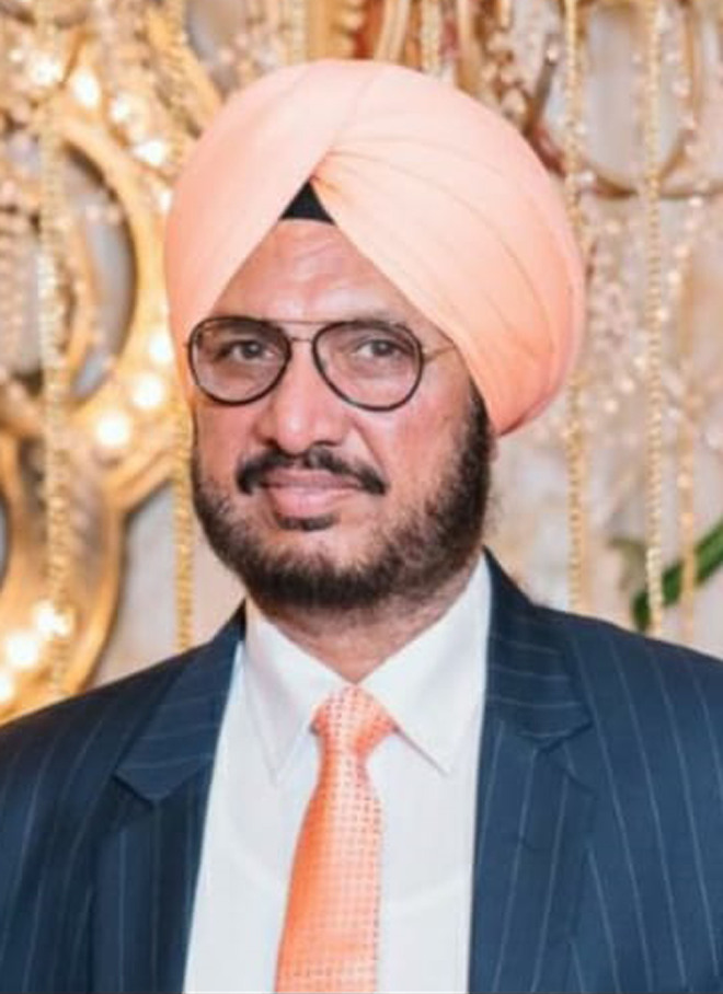 Rana Sodhi mourns death of PU Sports Director Dr. Parminder Singh Ahluwalia
