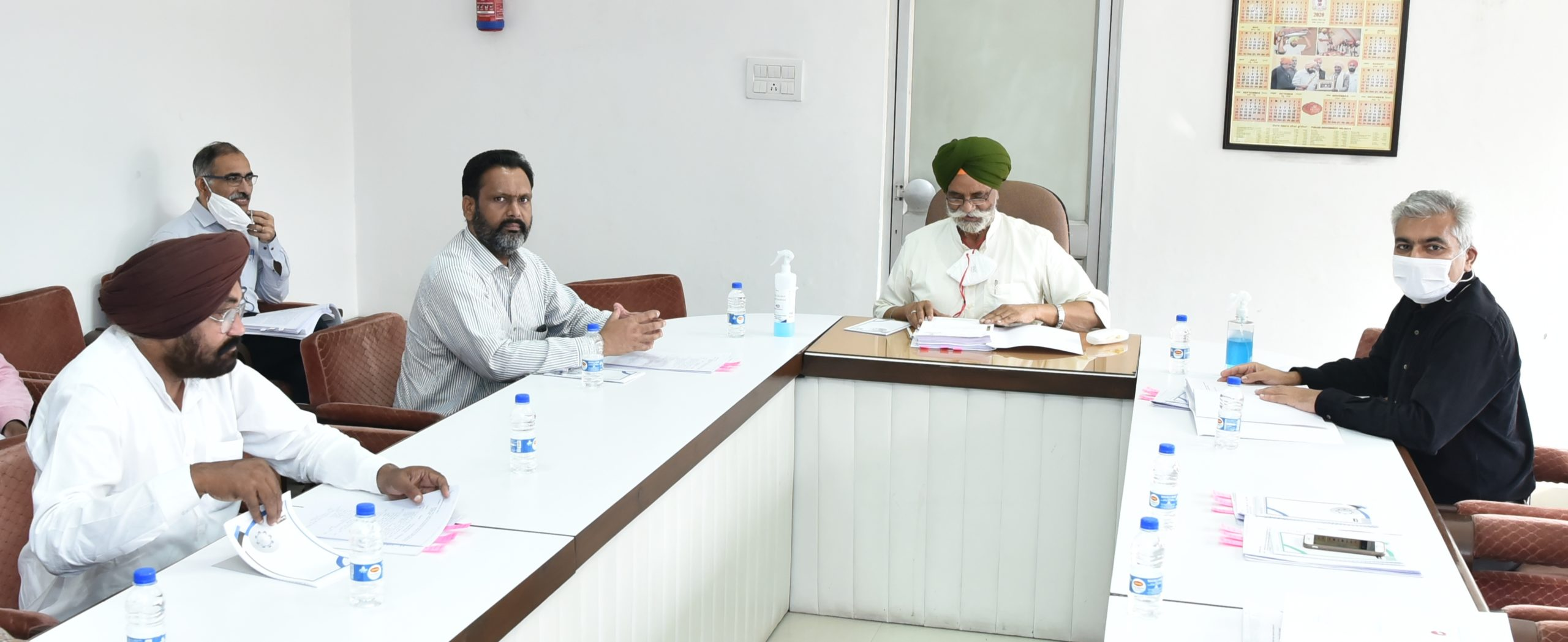 PAIC Chairman envisions crop diversification and food processing as game changer for Punjab's farmers