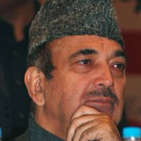 Ghulam Nabi Azad tests positive for Covid-19; home quarantined
