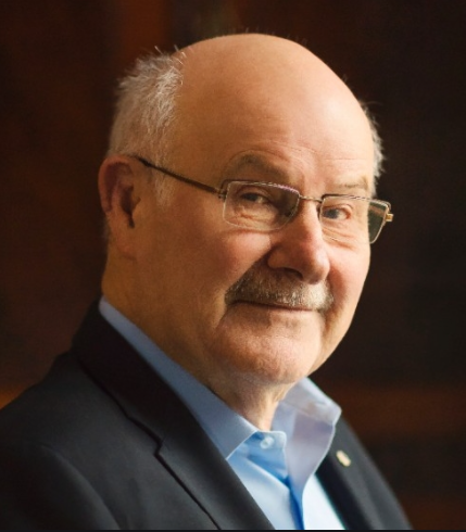 Former BC Premier Mike Harcourt shares his Leadership experience with Sher-E-Punjab Radio