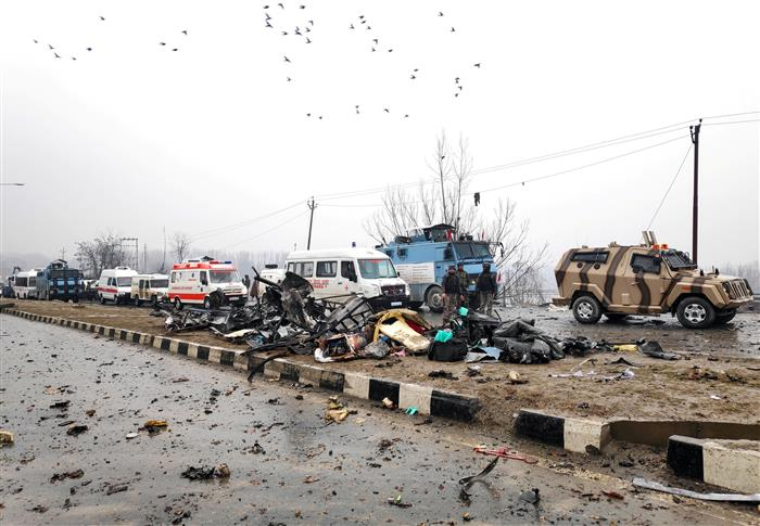 Pak minister admits to Imran Khan govt's role in Pulwama terrorist attack