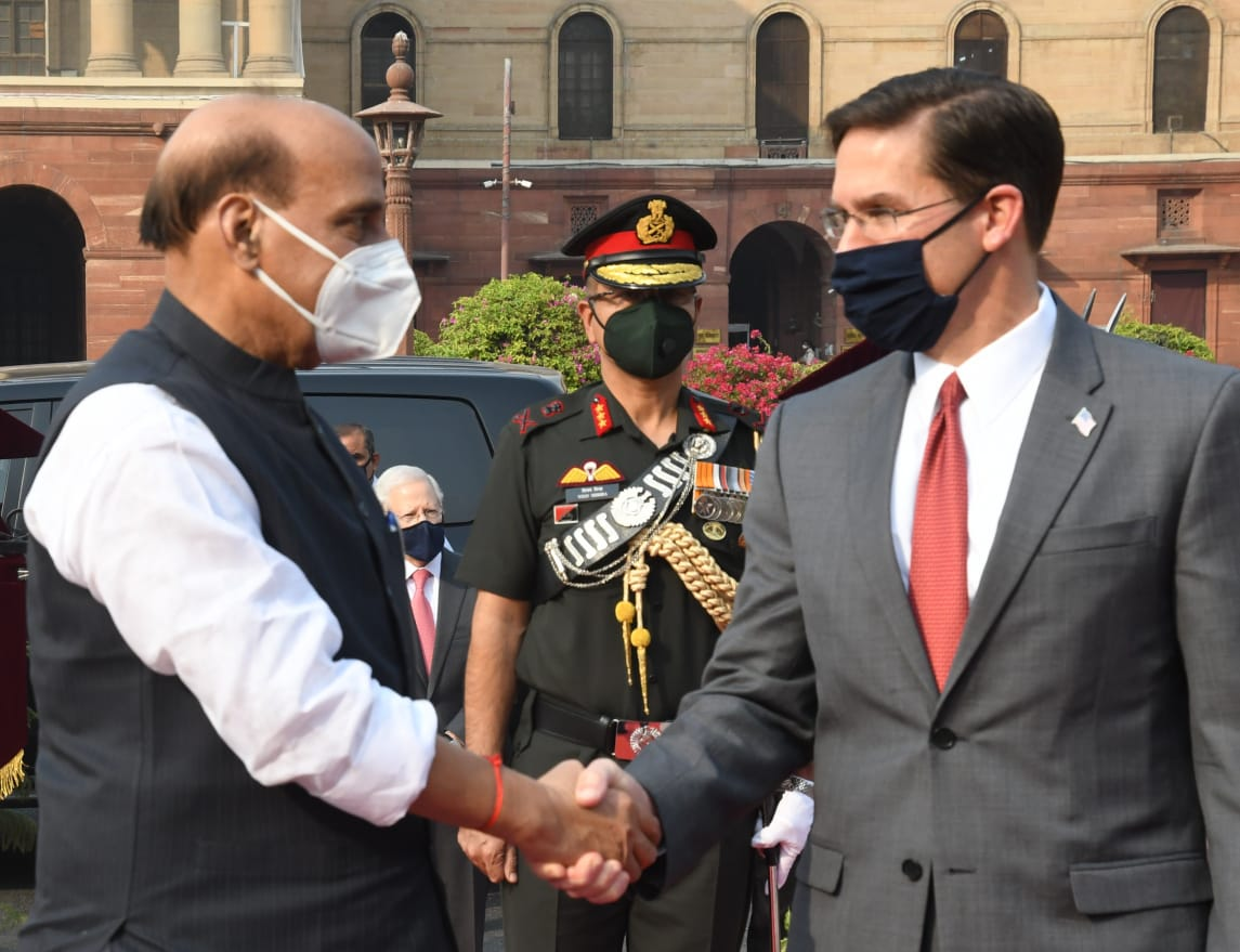 India, US hold Defence Minister-level talks; key agreements likely