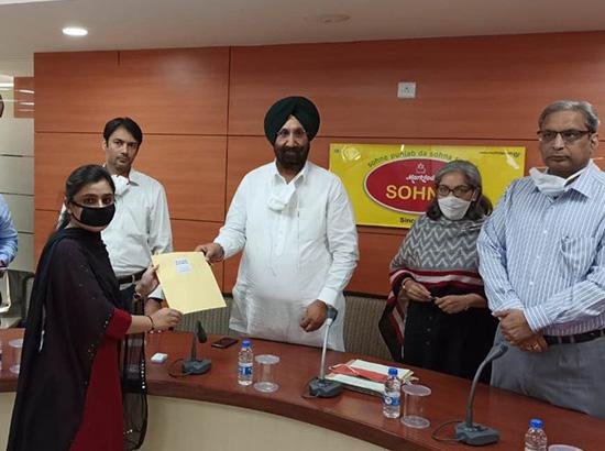 Cooperation Minister hands over appointment letters to 110 Field Executives in cooperative banks