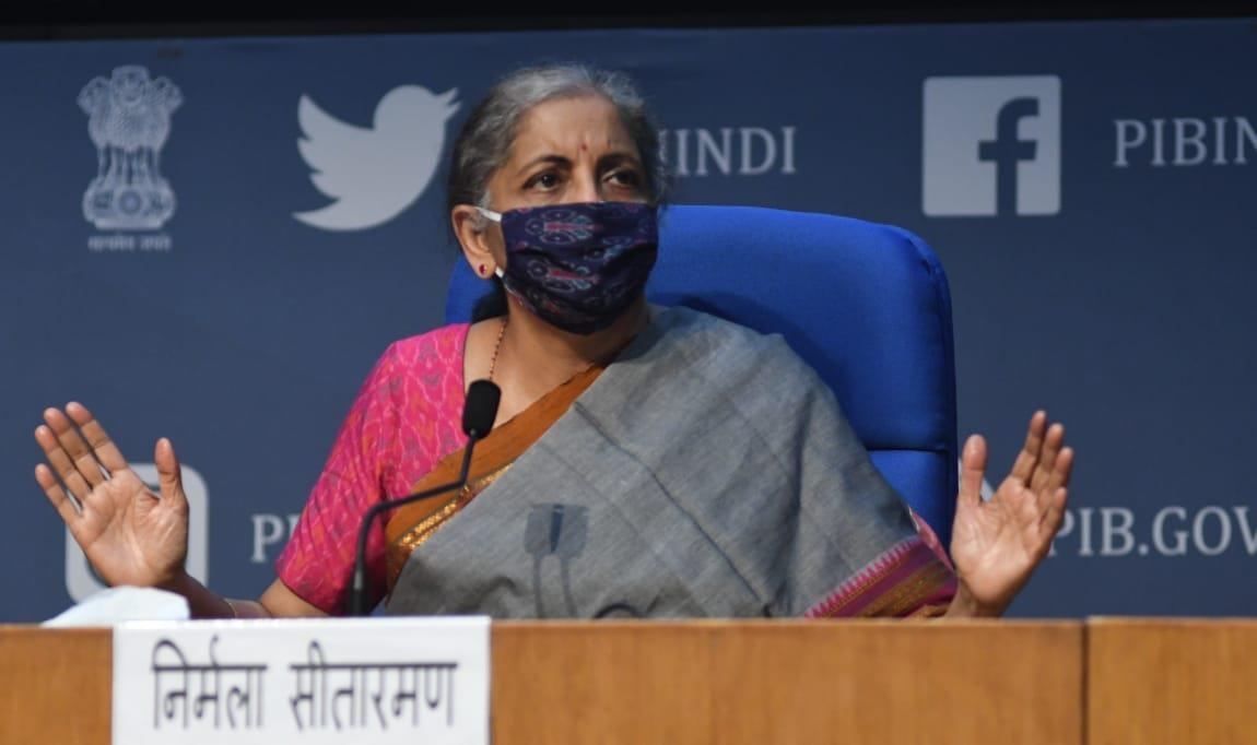 FM introduces LTC cash voucher scheme, special festival advance to stimulate demand