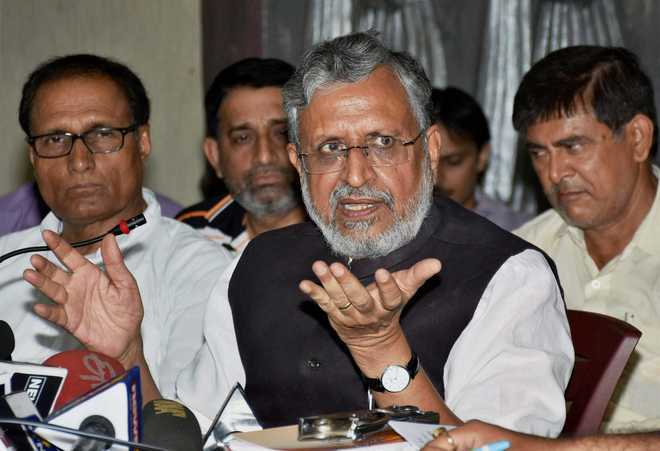 Bihar Deputy CM Sushil Modi tests positive for COVID-19
