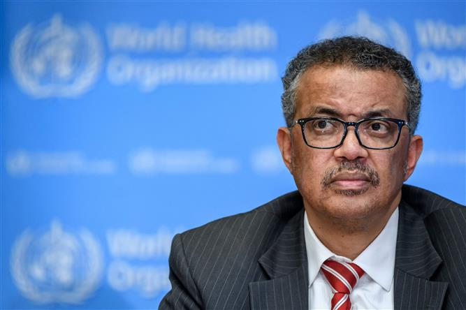 COVID-19 vaccine may be ready by year-end: WHO's Tedros
