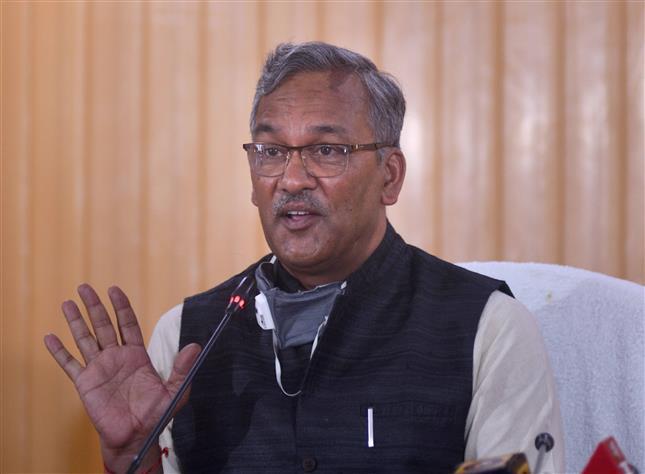 SC stays HC order directing CBI probe against Uttarakhand CM Trivendra Rawat