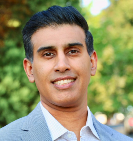 David Grewal talks about diversity in his riding, Vancouver Fraserview