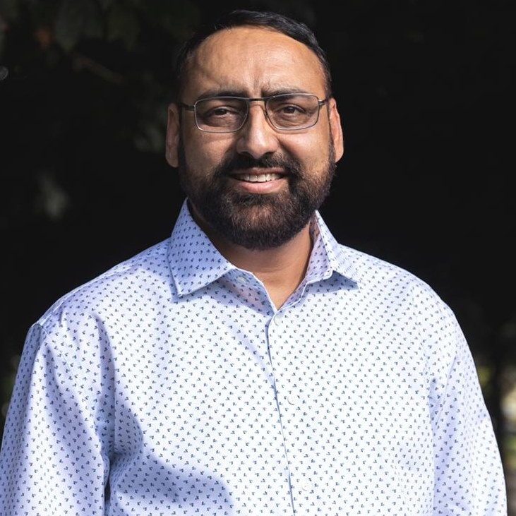 Garry Thind denies any kind of wrongdoing, listen-up