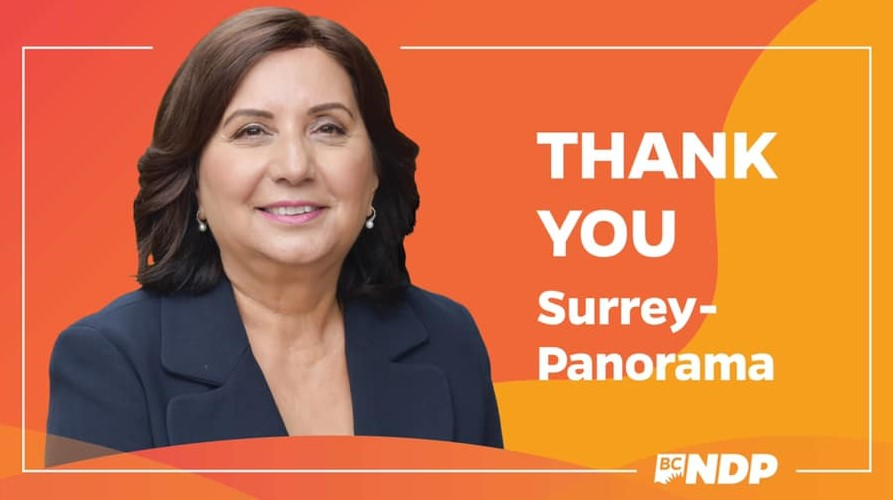 Jinny Sims, winning the Surrey Panorama seat talks about her victorious campaign