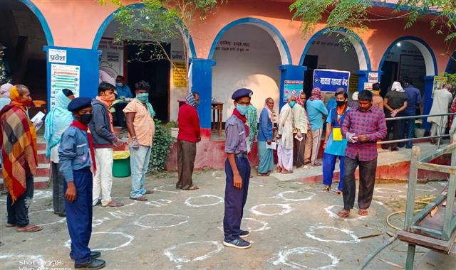 Voting under way for 78 Assembly seats in final phase of Bihar polls