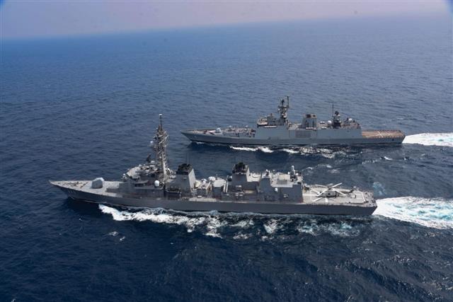 India, US, Japan and Australia kick-start Malabar naval exercise in Bay of Bengal