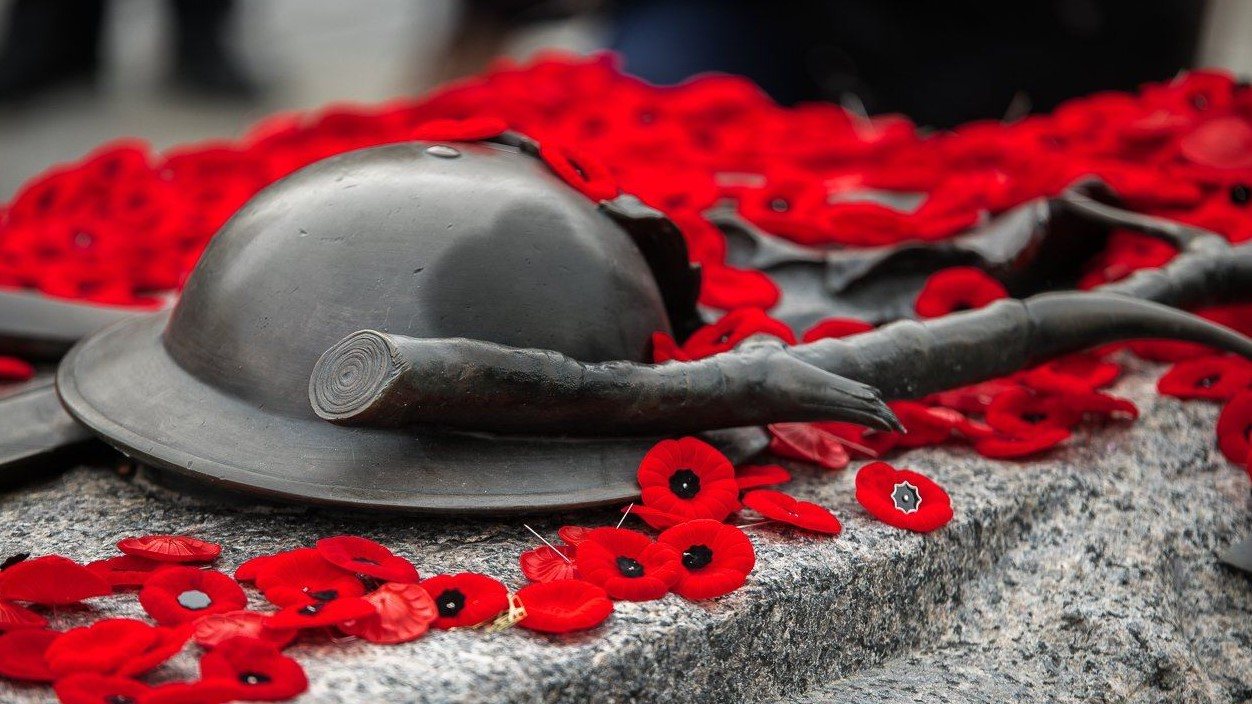 Remembrance Day to be a Virtual Event, Facebook Live.