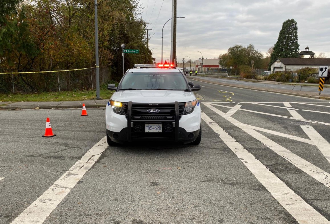 Tragic accident in Burnaby, killing a 20 year old woman.