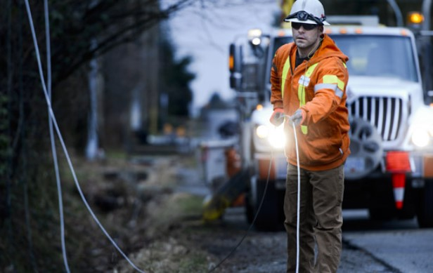 Many British Columbians are not prepared for Power Outages- BC Hydro