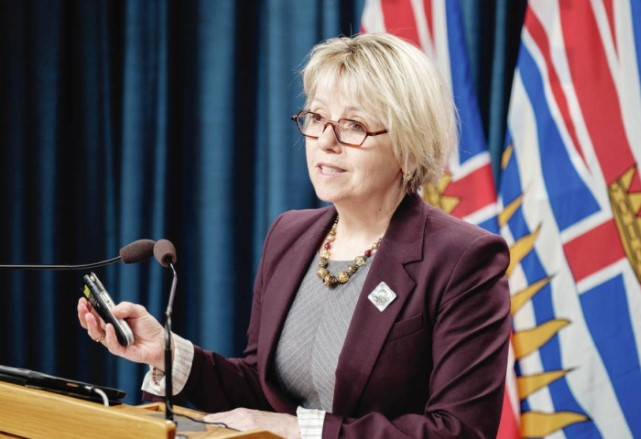 BC reports 1933 new covid-19 cases and 17 deaths over the weekend