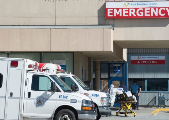 After Surrey Memorial Hospital 2 more hospitals are dealing with Covid-19 outbreak in metro Vancouver