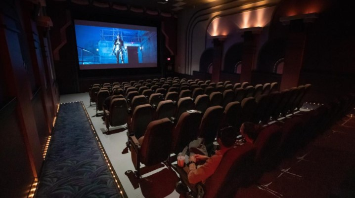 Movie theatres in BC are closed again due to Covid-19 restrictions