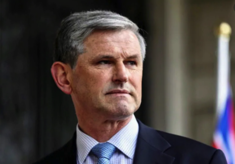 Andrew Wilkinson quit as leader of BC Liberal Party.