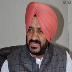 Kamaljit Singh Karwal Congress Leader