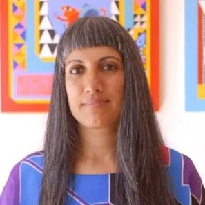 Sandeep Johal, working for women through her art