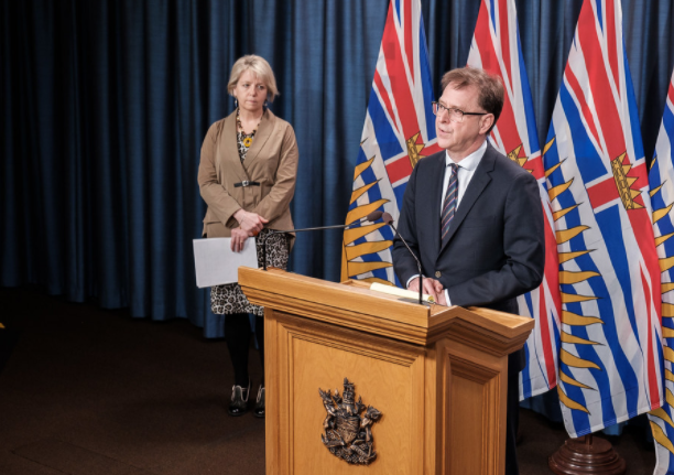 28 Covid-19 deaths and 723 New Cases recorded in BC