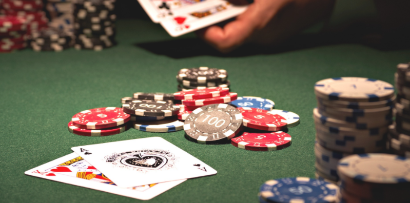Two People Charged for alleged illegal Gambling