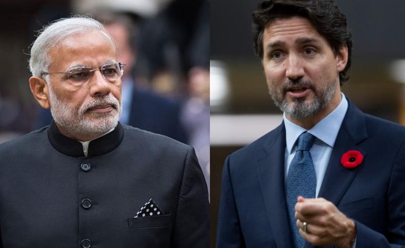 India criticizes Justin Trudeau's remarks regarding farmers' protest