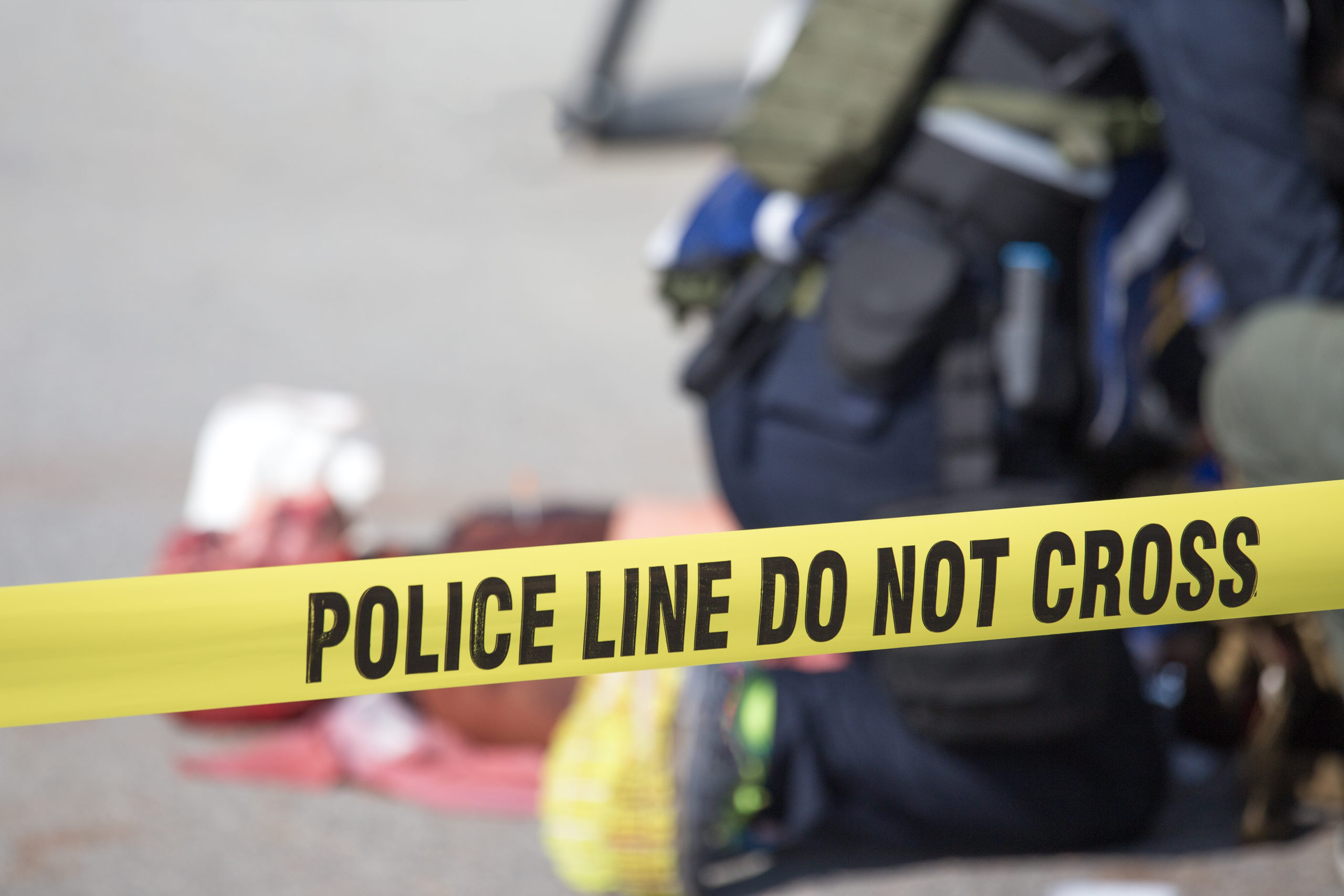 Male shot in Langley in an underground parking lot
