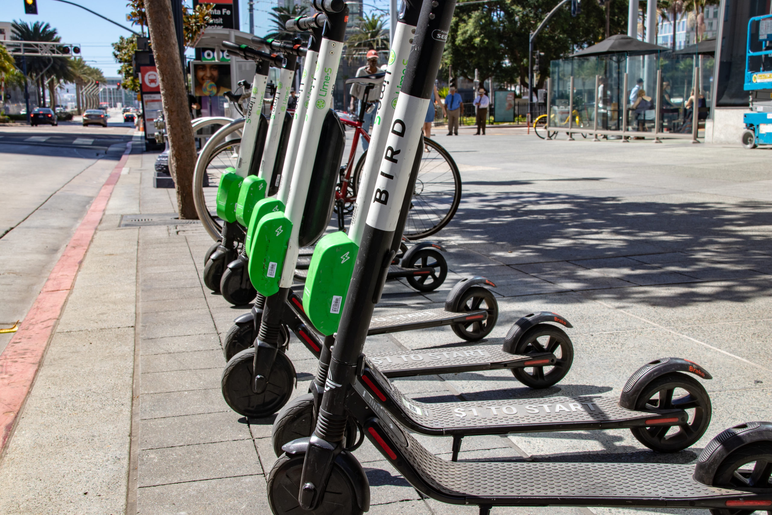 Electric Scooters Coming to Vancouver Soon