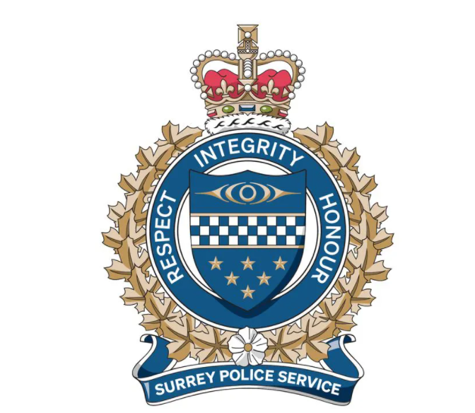 Video: Surrey gets a step closer to getting its own Police Services, launches its Crest