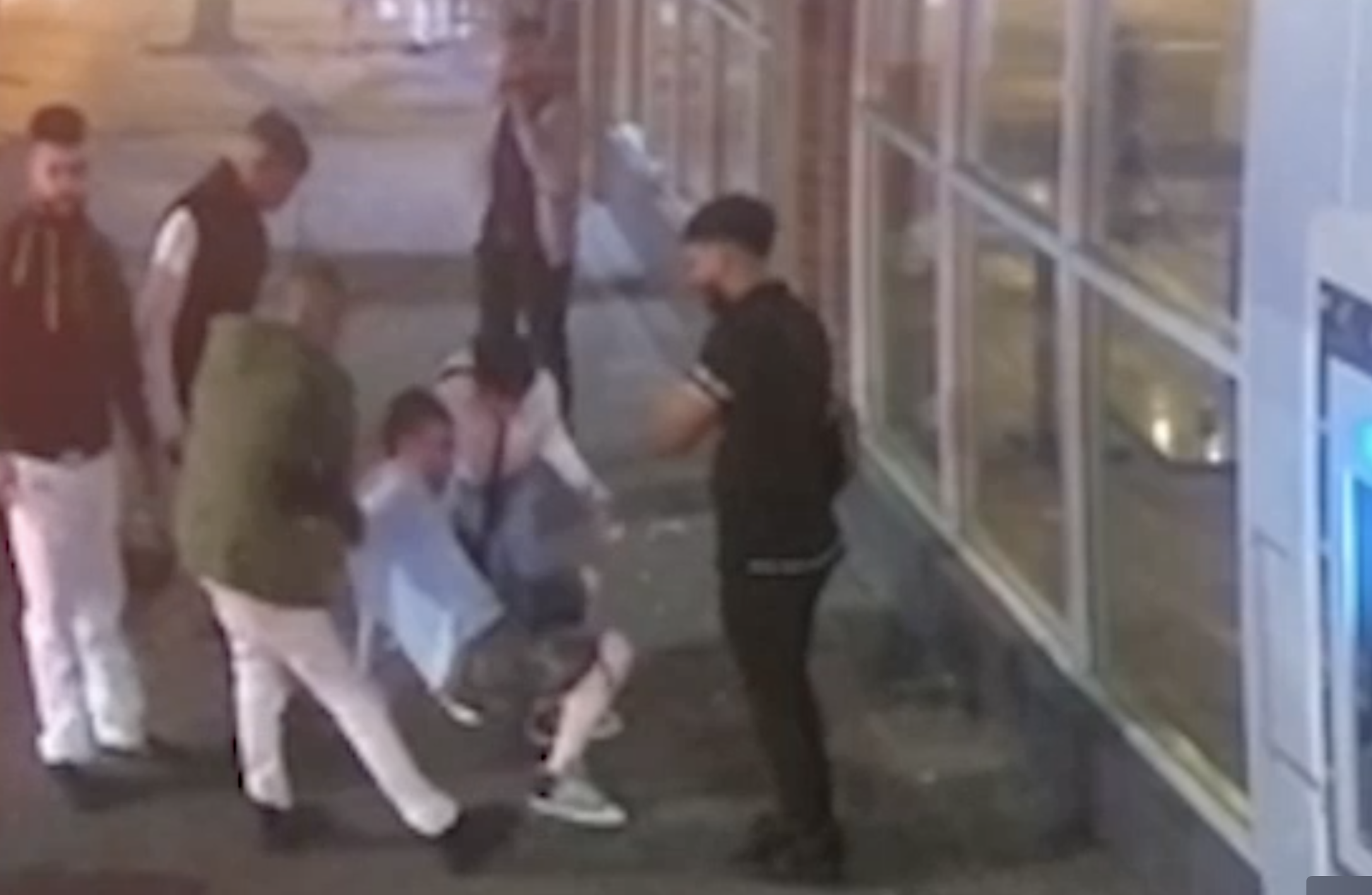 Shocking video shows South Asian young men attack and rob a passerby in downtown Vancouver