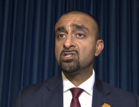 """""""14,400 jobs gained throughout the Province"""", says Ravi Kahlon"""