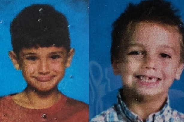 Update: The two boys that went missing earlier on sept 14 have been located and are safe
