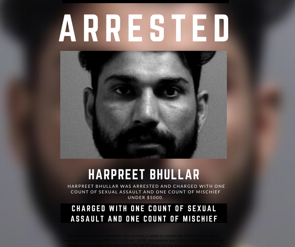 South Asian man arrested for alleged sexual assault