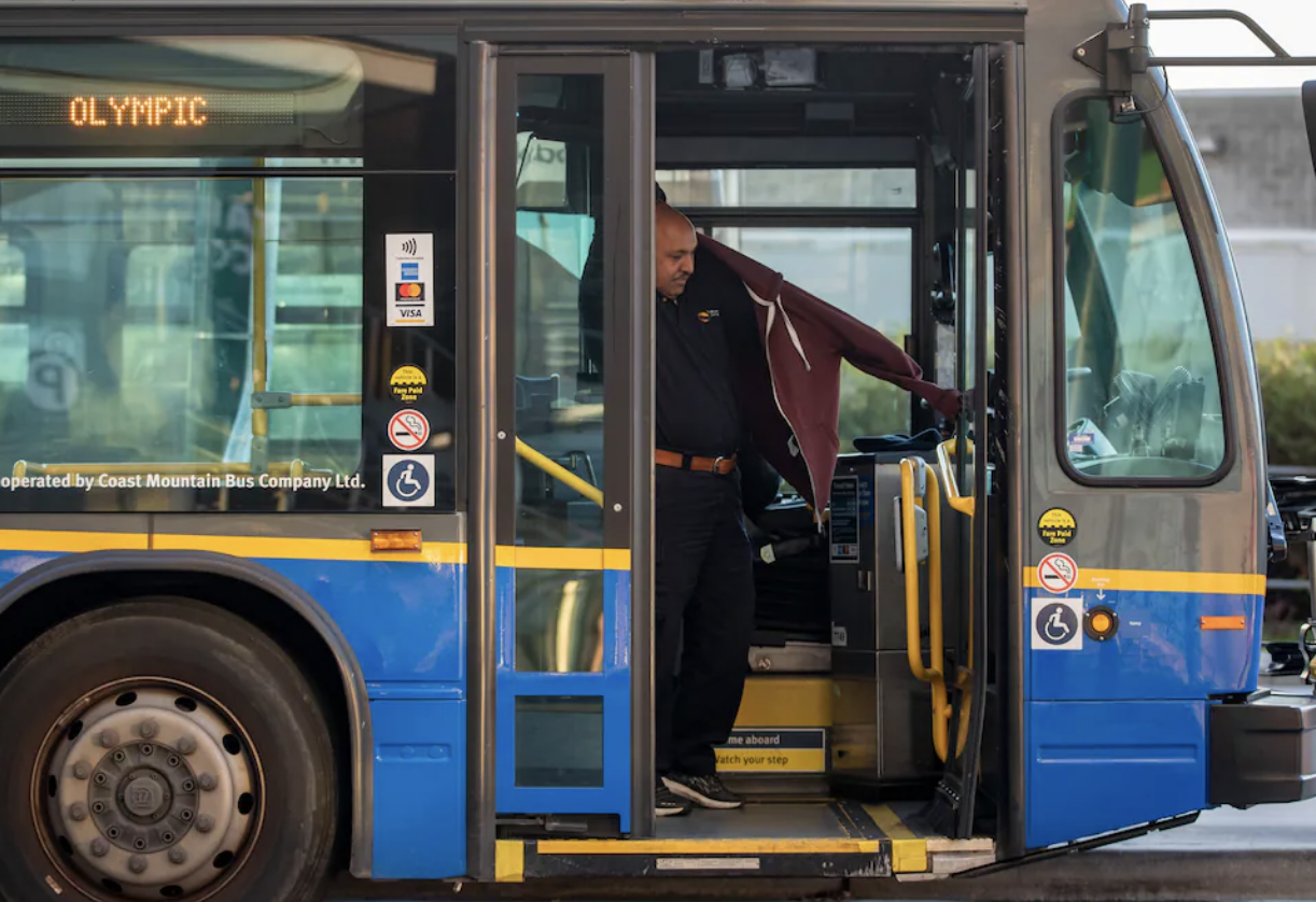 TransLink to implement mandatory vaccination policy for employees